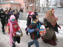 Народные колядки, щедривки на украинском языке